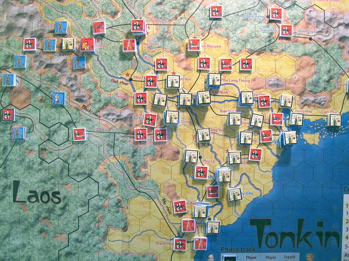 Tonkin The First Indochina War by Legion Wargames